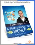 How to become rich with affiliate marketing in 8 simple steps PowerPoint PPT Presentation