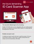 ID Card Scanner, MRZ Passport Reader, Mobile OCR SDK Doc App - Accurascan PowerPoint PPT Presentation