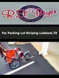 For Parking Lot Striping Lubbock,TX PowerPoint PPT Presentation