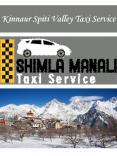 Kinnaur Spiti Valley Taxi Service PowerPoint PPT Presentation