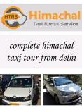 complete himachal taxi tour from delhi PowerPoint PPT Presentation