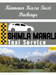 Kinnaur Kaza Taxi Package PowerPoint PPT Presentation