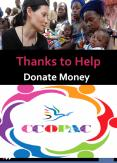 No charity organization has a huge heart as ccopac has PowerPoint PPT Presentation
