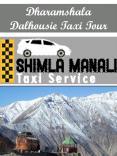 Dharamshala Dalhousie Taxi Tour PowerPoint PPT Presentation