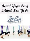 Aerial Yoga Long Island New York PowerPoint PPT Presentation