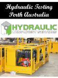 Hydraulic Testing Perth Australia PowerPoint PPT Presentation