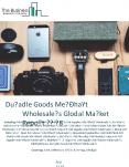 Durable Goods Merchant Wholesalers Global Market Report 2018 PowerPoint PPT Presentation