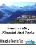 Kinnaur Valley Himachal Taxi Service PowerPoint PPT Presentation