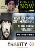 Don't donate for pocket-filling charitable trust, donate for charity, donate at ccopac PowerPoint PPT Presentation