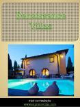 Renaissance Villas PowerPoint PPT Presentation
