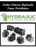 Parker Denison Hydraulic Pump Distributers PowerPoint PPT Presentation
