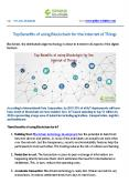 Top Benefits of using Blockchain for the Internet of Things PowerPoint PPT Presentation
