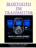 Bluetooth Fm Transmitter PowerPoint PPT Presentation