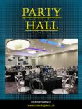 Party Hall PowerPoint PPT Presentation