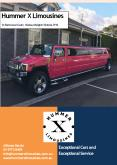 How To Get The Best Limo Hire Deal - Hummer X Limousines PowerPoint PPT Presentation