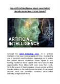 Discover The Best Artificial Intelligence Latest News Online PowerPoint PPT Presentation