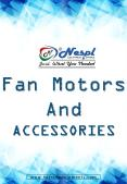Nespl Fan Motor & Accessories PowerPoint PPT Presentation