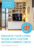 Enhance Your Living Room With Custom Entertainment Units PowerPoint PPT Presentation