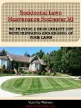 Residential Lawn Maintenance Rochester MI PowerPoint PPT Presentation