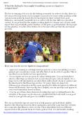 What the Rules for Successful Gambling on soccer tipster's comparison? PowerPoint PPT Presentation