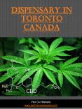 Dispensary In Toronto Canada PowerPoint PPT Presentation