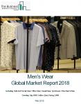 Men's Wear Global Market Report 2018 PowerPoint PPT Presentation