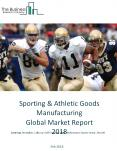 Sporting And Athletic Goods Manufacturing Global Market Report 2018 PowerPoint PPT Presentation