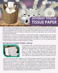 Types and Properties of Tissue Paper PowerPoint PPT Presentation
