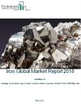 Iron Global Market Report 2018 Sample PowerPoint PPT Presentation