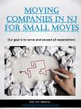 Moving companies in nj for small moves PowerPoint PPT Presentation