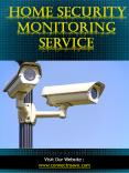 Home Security Monitoring Service PowerPoint PPT Presentation