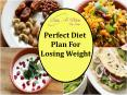 Perfect Diet Plan For Losing Weight PowerPoint PPT Presentation