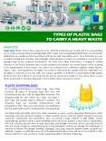 Plastic Bags Manufacturer and Supplier in UAE PowerPoint PPT Presentation
