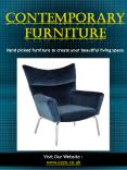 Contemporary Furniture PowerPoint PPT Presentation