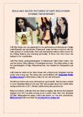 Bold and sultry pictures of Aditi Rao Hydari storms the internet PowerPoint PPT Presentation
