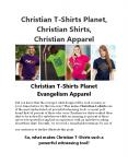 Christian T-Shirts Planet, Christian Shirts, Christian Apparel PowerPoint PPT Presentation