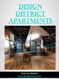 Design District Apartments PowerPoint PPT Presentation