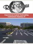 Experienced Asphalt Sealcoating Contractors Houston,TX PowerPoint PPT Presentation