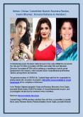 MeToo: CINTAA Committee Names Raveena Tandon, Swara Bhaskar, Renuka Shahane As Members PowerPoint PPT Presentation