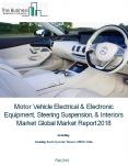 Motor Vehicle Electrical And Electronic Equipment, Steering Suspension, And Interiors Global Market Report 2018 PowerPoint PPT Presentation