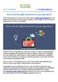 How to do the right homework on your App ideas PowerPoint PPT Presentation