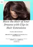 Best Clip in Hair Extensions Melbourne - Blakk Hair Extensions PowerPoint PPT Presentation