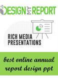 best online annual report design ppt PowerPoint PPT Presentation