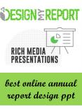 best online annual report design ppt PowerPoint PPT Presentation