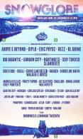 Snowglobe Music Festival Tickets from Tickets4Festivals | Snowglobe Music Festival Lineup