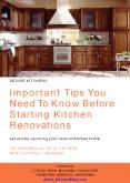 Important Tips You Need To Know Before Starting Kitchen Renovations - Desire Kitchens PowerPoint PPT Presentation