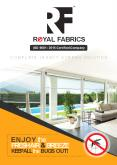 Royal Mosquito Net Chennai Brochure PowerPoint PPT Presentation