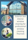 Exterior and Interior Window Cleaning For Professional Window Cleaning Thurrock PowerPoint PPT Presentation