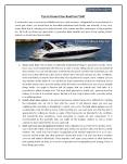 Tips to Prevent Your Boat from Theft PowerPoint PPT Presentation