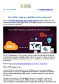 How AWS is helping us in Software Development PowerPoint PPT Presentation